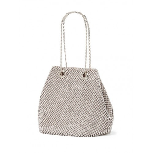 Forever New Womens Gabby Jewelled Sling Bag SWATNXD