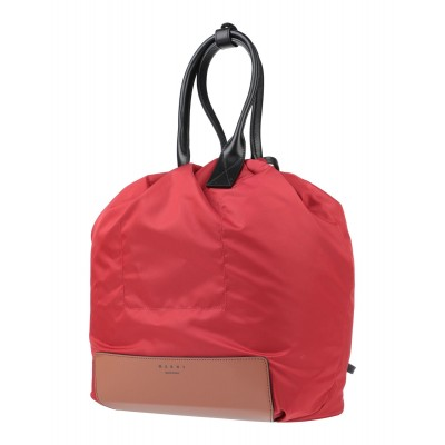 MARNI Womens Backpack & fanny pack Red in store 45540921FT