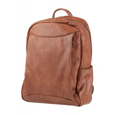 MAURY Womens Backpack & fanny pack Tan Free Shipping 45566395JE